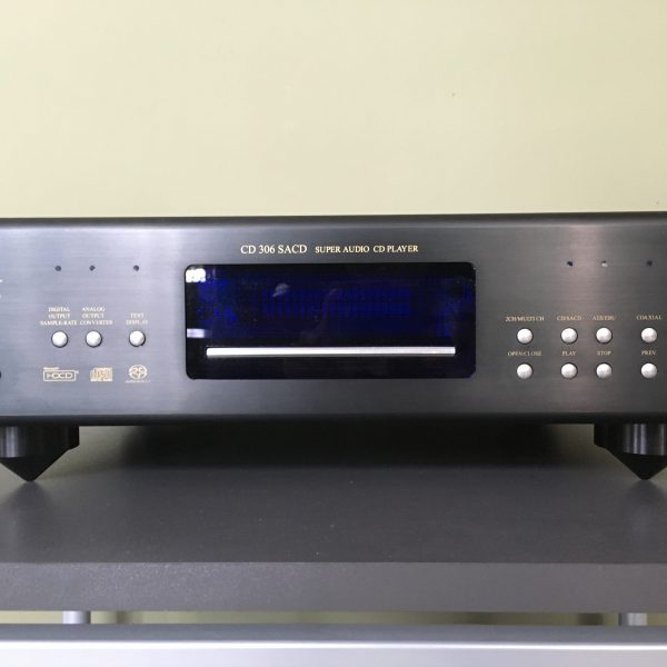 Cary 306 SACD PRE-OWNED 1