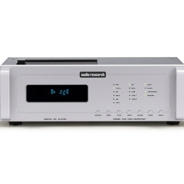 Audio Research CD6 CD Player 1