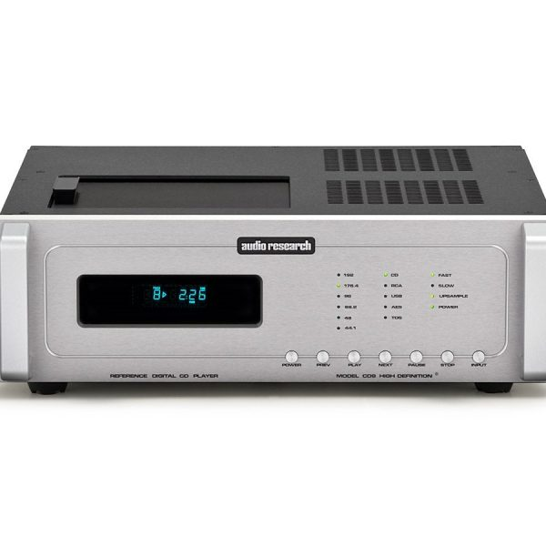 Audio Research REF CD9 CD Player 1