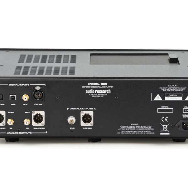 Audio Research REF CD9 CD Player 2