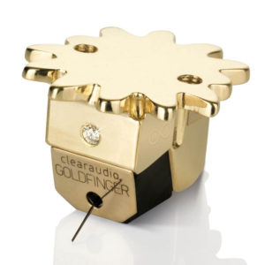 Clearaudio Goldfinger Statement Cartridge