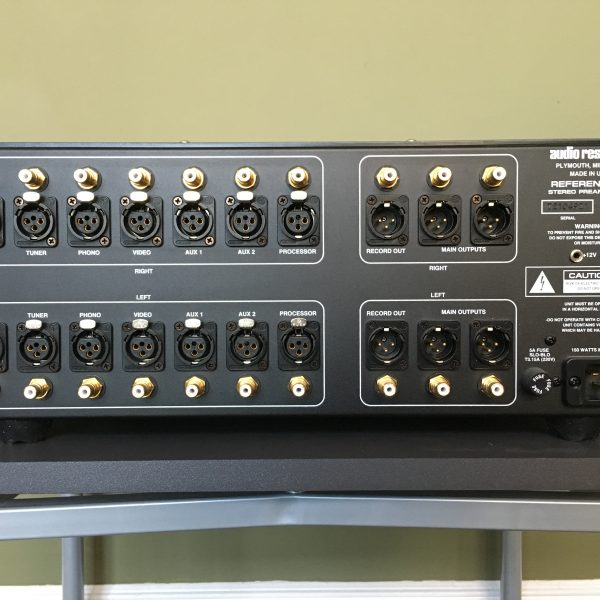 Audio Research REF 5 SE PRE-OWNED 2