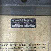 Conrad Johnson MV-50 PRE-OWNED 4