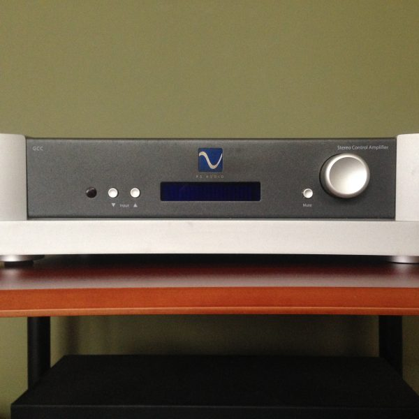 PS Audio GCC-100 Integrated Amplifier PRE-OWNED 1