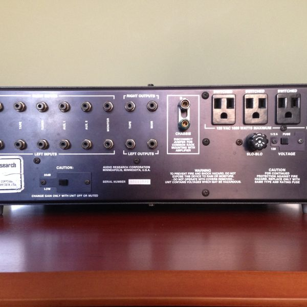 Audio Research SP-6c Preamplifier PRE-OWNED SOLD 2
