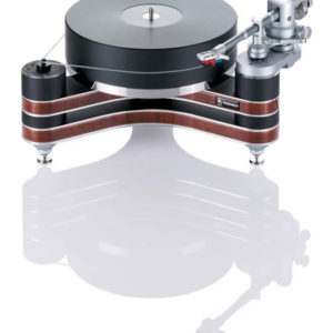 Clearaudio Innovation Wood Turntable