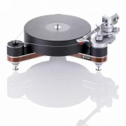 Clearaudio Innovation Wood Compact Turntable