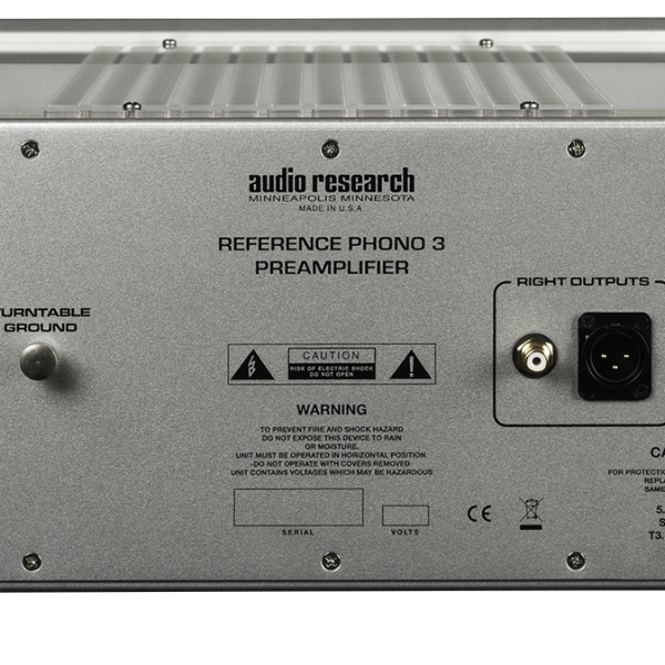 Audio Research REF PHONO3 3