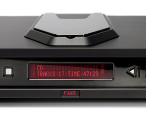 Rega Tube Isis Reference CD Player