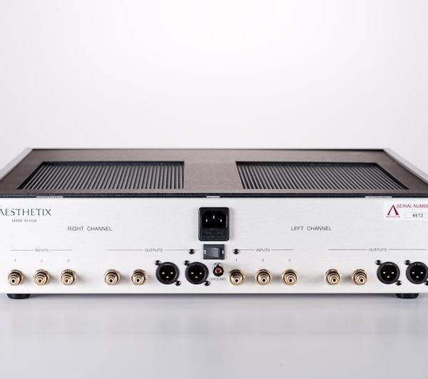 Aesthetix Rhea Signature Phono Stage 2