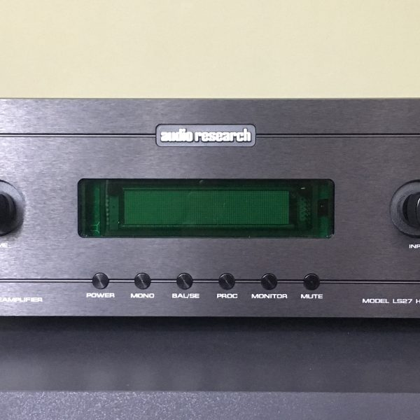 Audio Research LS27 PRE-OWNED 1