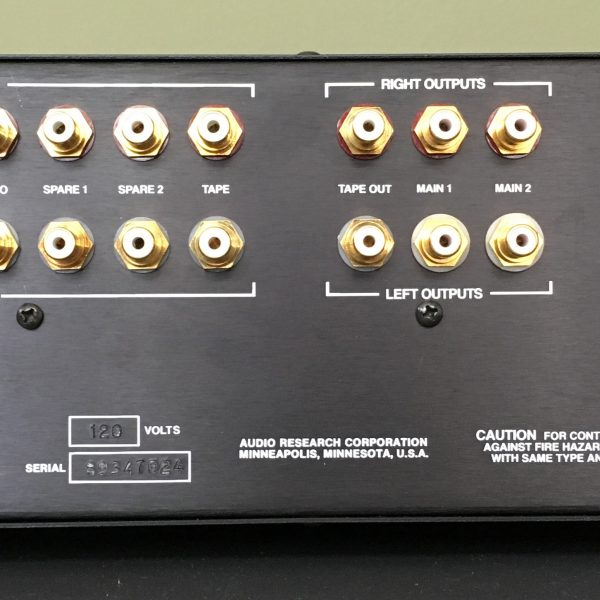 Audio Research LS1 PRE-OWNED 2