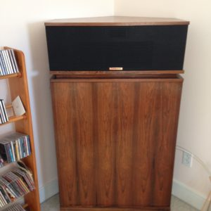 Klipsch Klipschorn Speakers PRE-OWNED