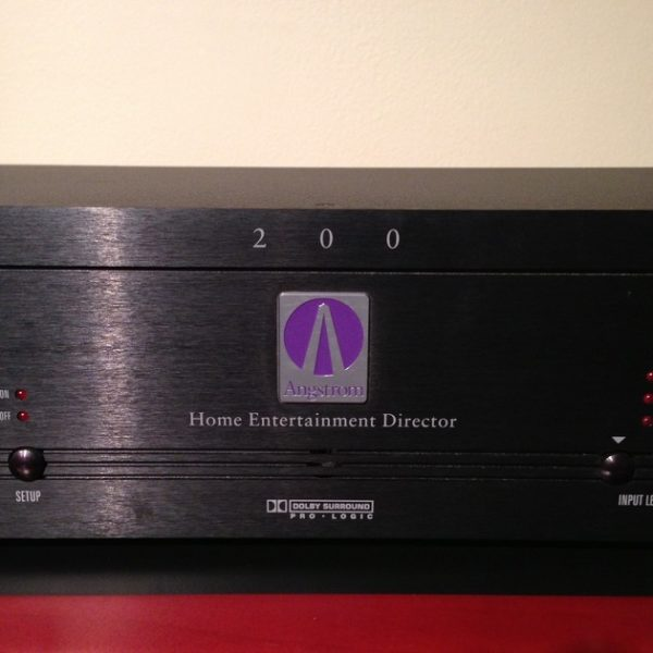 Angstrom 200 Home Entertainment Director 1