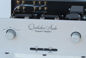Quicksilver Integrated Amplifier