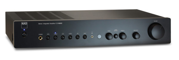 NAD C 316BEE v2 - Audio Connection