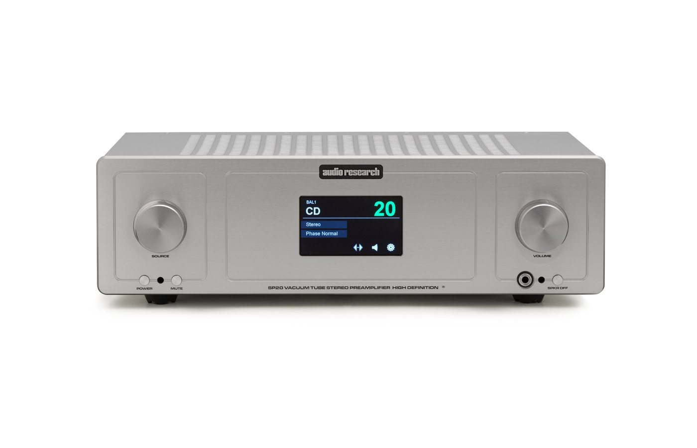 audio research sp20 preamplifier audio connection. Black Bedroom Furniture Sets. Home Design Ideas