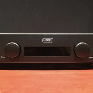 Hegel H90 - Audio Connection